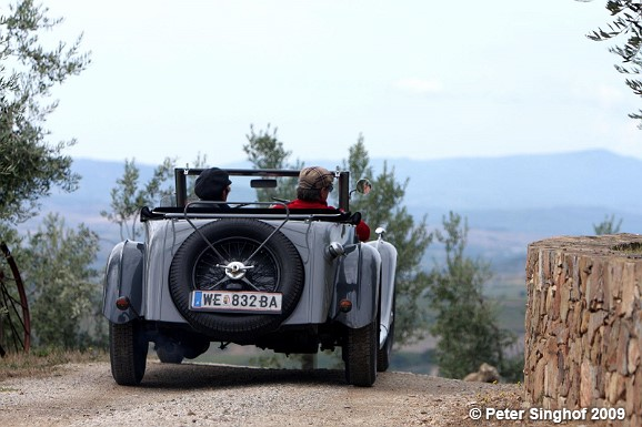 8C´s in Europe - Tuscany
