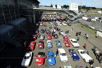 Pre-Grid Regularity Le Mans
